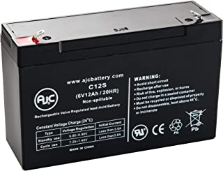 Enersys NPX-50 Sealed Lead Acid - AGM - VRLA Battery - This is an AJC Brand Replacement