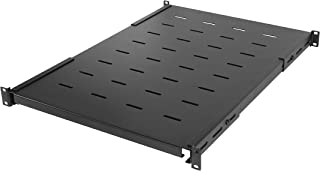 CyberPower CRA50005 accesorio para rack Rack shelf - Accesorio de rack (Rack shelf, Negro, Acero, 80 kg, 1U, 485 mm)