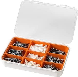 IKEA 001.692.49 Fixa 260-Piece Screw and Plug Set