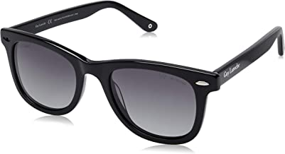 Guy Laroche Gradient Wayfarer Unisex Sunglasses - (GLS018 C021|52|Grey Color Lens)