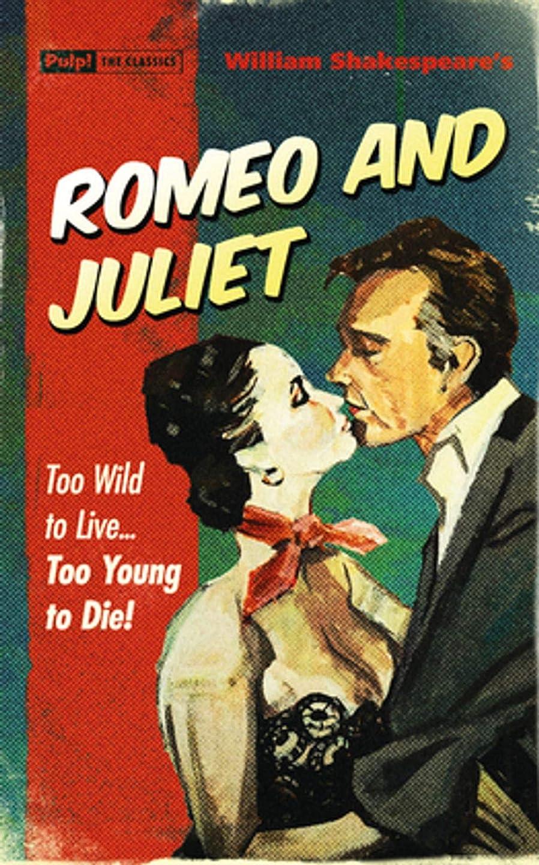 睡眠船酔い下向きRomeo and Juliet (English Edition)