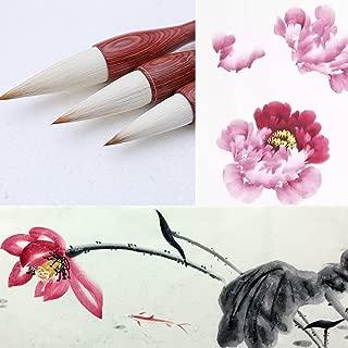 sumi e flowers