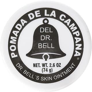 Dr. Bells Pomade - Pomada de la Campana 2.6 oz (Pack of 6)