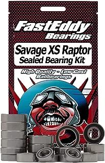 HPI Savage XS Raptor Sealed Ball Bearing Kit for RC Cars