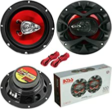 Boss CH6930/Altoparlante Auto 6/x 9/3/Way Chaos Extreme Red Poly Cone
