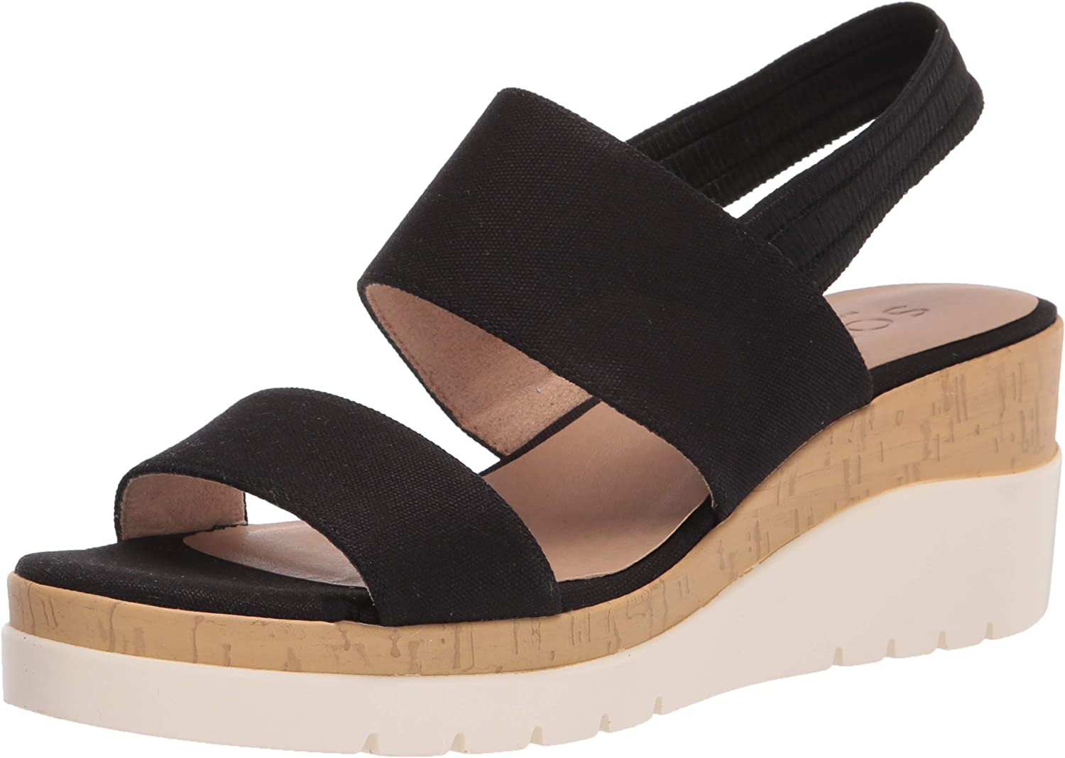SOUL Naturalizer Women's Wedge It is very popular Gogo Sandal A surprise price is realized