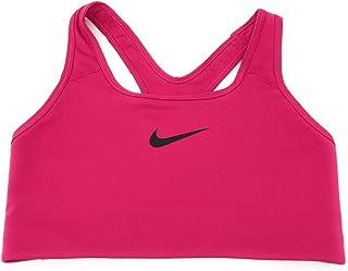 Nike Damen Classic Swoosh Sport,Bh mit Mittlerem Halt