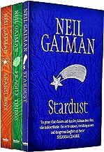 Neil Gaiman Collection 3 Books Set (Stardust, Fragile Things, Anansi Boys)