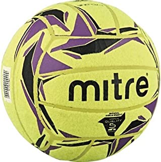 Mitre Cyclone 18-panel Configuration Rubber Bladder Indoor Football Ball Size 5