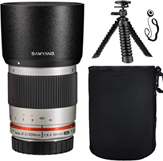 Best samyang reflex f 6.3 300mm Reviews