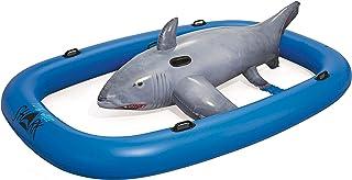 Bestway Tidal Wave Shark Ride, Multi-Colour, 3.10 x 2.13 m, 52239