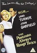 The Postman Always Rings Twice [Reino Unido] [DVD]