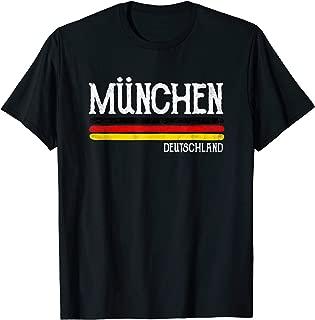 Munich Germany Gift Munchen Souvenir T-Shirt