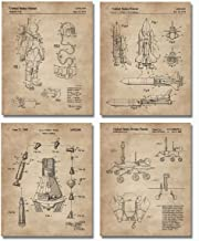 Outer Space Patent Prints (8