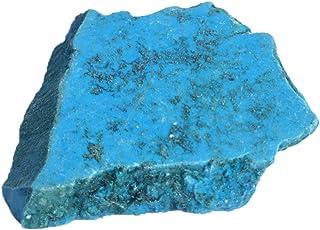 AAA ++ Grado Turquesa En Bruto 265.00 CT Turquesa Azul Natural Crudo Piedra Preciosa BR-741