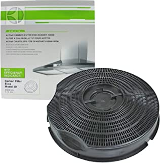 Elica Type 48 Charcoal Carbon Filter for WHIRLPOOL Cooker Hood Extractor Vent x2
