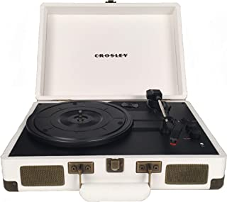 Crosley CR6231D-GR Sterling Turntable with Bluetooth Green