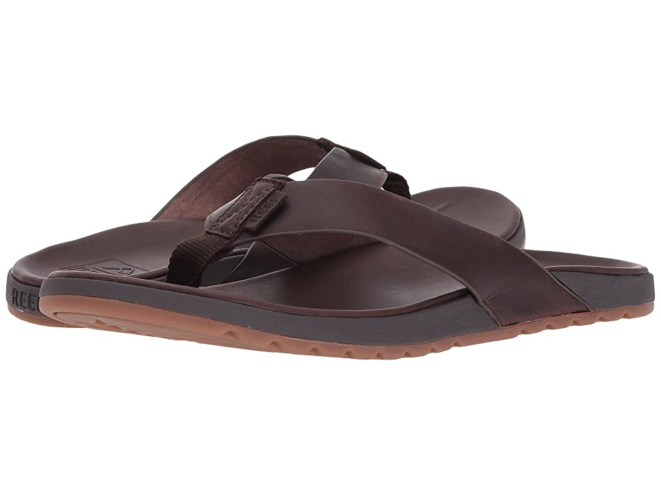 Reef Contoured Voyage LE (Dark Brown) Men