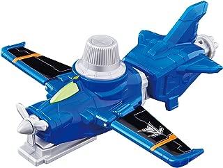 Bandai Kaitou Sentai Lupinranger VS Keisatsu Sentai Patoranger VS Vehicle Series DX Blue Dial Fighter