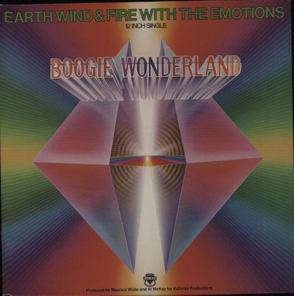 Earth Wind & Fire / Boogie Wonderland