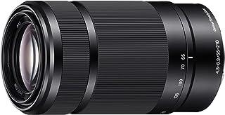 Sony SEL55210B.AE Tele-Zoomlens, (55-210 mm, F4.5-6.3, OSS, APS-C, Geschikt Voor A6000, A5100, A5000 En Nex Series, E-Moun...