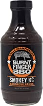 Burnt Finger BBQ Smokey KC Barbecue Sauce - 19.7 ounces