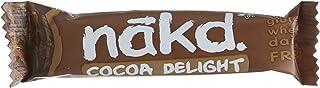 Nakd Cocoa Delight Multipack (Pack of 4), 140 g