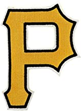 pittsburgh pirates logo patch