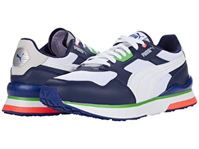 PUMA R78 FUTR (Peacoat/Puma White/Puma White) Shoes