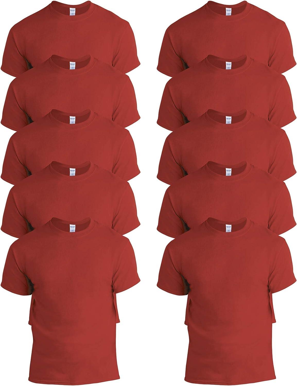 Gildan Men's Heavy Cotton T-Shirt Style depot 10-Pack Ranking integrated 1st place G5000