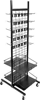 Rolling Retail Display Merchandising Rack Store Fixture, 66