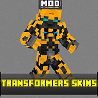 Skins Robots For PE New