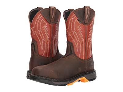 Ariat Workhog XT Dare (Rye Brown/Brick) Men