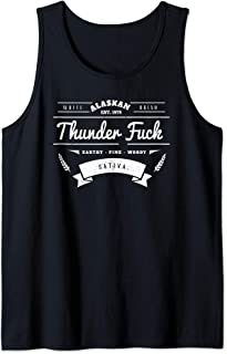 Alaskan Thunder Fuck Weed Strain Tank Top