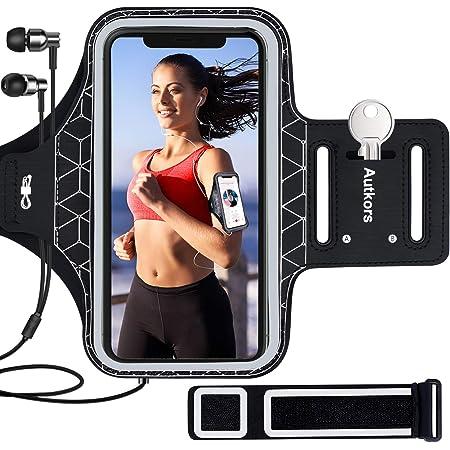 YiyiLai Damen Herren Outdoor Sport Running Taschen Radfahren Lauftasche Handytasche Sportarmband H/ülle Armtasche