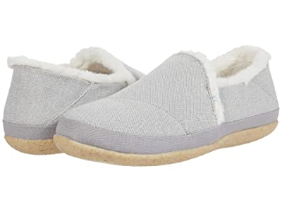 TOMS India (Drizzle Grey Repreve Heather) Women