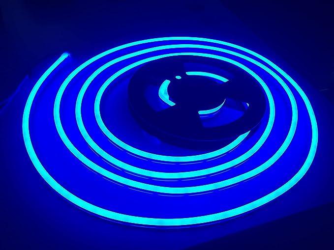 57 opinioni per YXHL® DC12V Luce al neon a LED in silicone, impermeabile per decorazioni interne