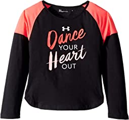 Dance Your Heart Out Long Sleeve (Little Kids)