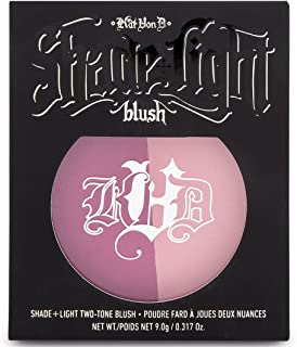Kat Von D Shade + Light Two Tone Blush Bonnie + Clyde