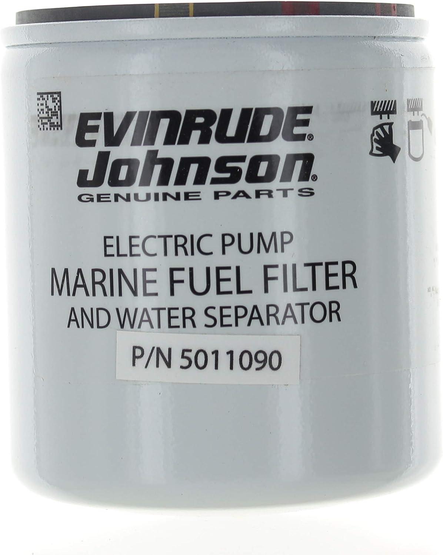 Johnson Evinrude OMC Ranking TOP17 New Filter OEM 5011090 Fuel Fashion