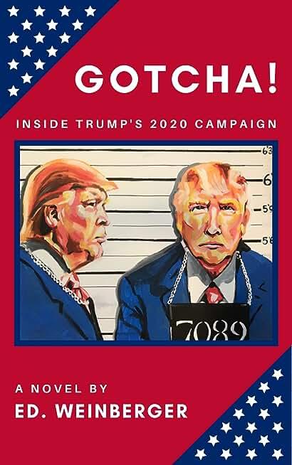 GOTCHA!: Inside Trump's 2020 Campaign—A Novel (English Edition)