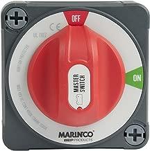 BEP MC10 Pro Installer 400A EZ-Mount Double Pole Battery Switch