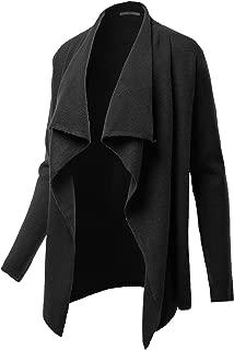 open shawl cardigan