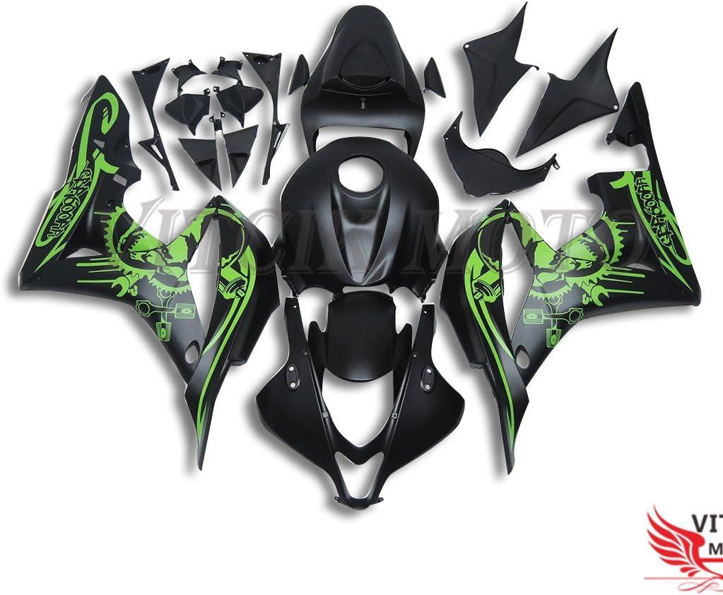 Max 70% OFF VITCIK Fairing Kits Fit Gifts for CBR600RR 2008 CBR 600RR 2007 F5