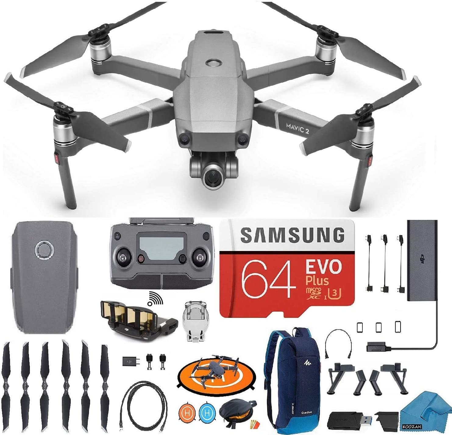 DJI Mavic 2 Columbus Mall Zoom Drone 24-48mm with All stores are sold Optical Came Quadcopter