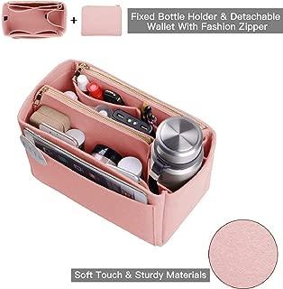 Purse Organizer, Felt Bag Organizer Insert Purse Organizer For LV Speedy, Neverfull, Tote, Handbag,Shaper 3 Sizes