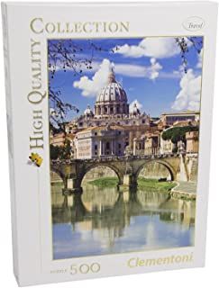 Clementoni Roma 500 Piece Jigsaw Puzzle