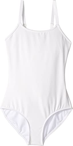 Nylon Adjusted Strap Leotard (Toddler/Little Kids/Big Kids)