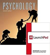 Bundle: Psychology 11e & LaunchPad (Six Month Access)