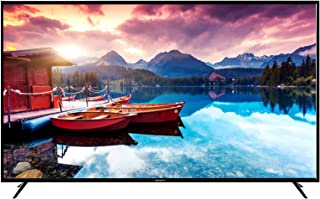 """Devanti LED TV Smart TV 75 Inch LCD 4K UHD HDR 75"""" Wall-Mounted Freestanding Television"""
